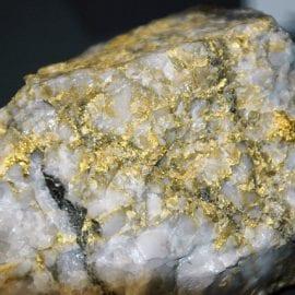 Instant gold in life's cracks